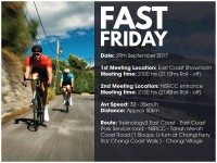 Fast Friday East Coast