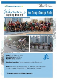 Women's Cycling Project - Monthly Group Ride
