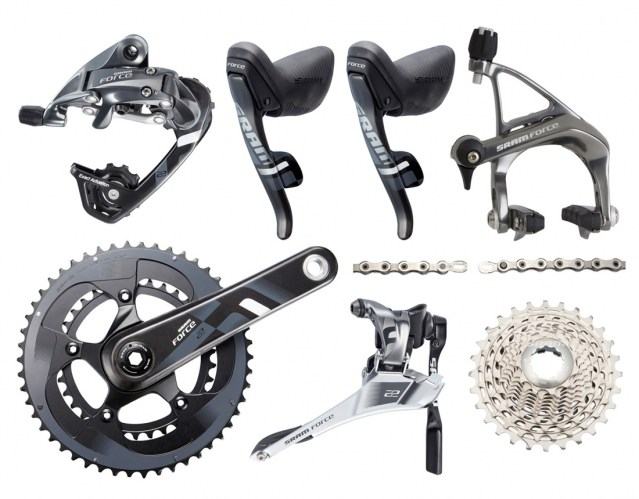 force-22-groupset