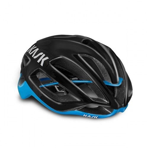 kask-protone-black-light-blue