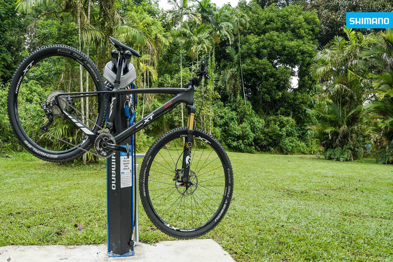 24hr Bicycle Repair Stand