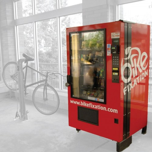 Fixtation Vending Machine Treknology3 Bikes Singapore